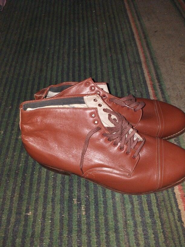 Бакинские мужские туфли осение весение. Photo 3