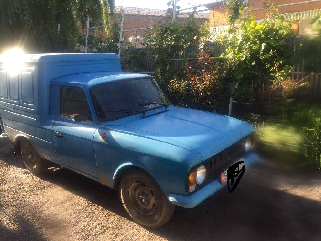 Москвич Другая модель 1.5 л. 1989