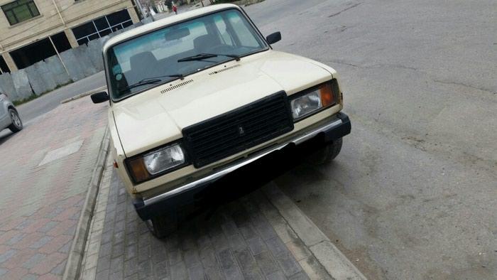 VAZ (LADA) 2107 1990. Photo 6