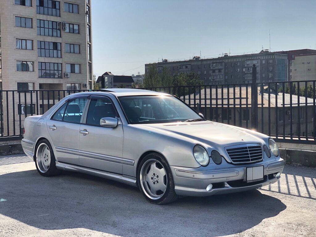 Mercedes-Benz E 55 5.5 л. 2000 | 203000 км | Объявление создано 15 Сентябрь 2021 16:31:21: Mercedes-Benz E 55 5.5 л. 2000 | 203000 км