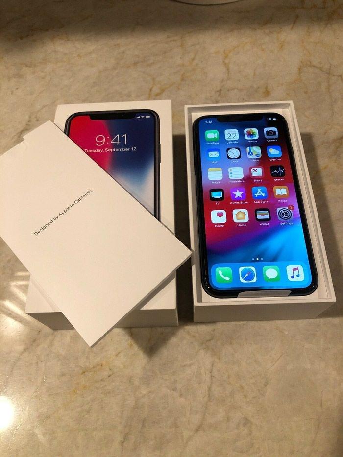 Iphone x με 256gb. Photo 0