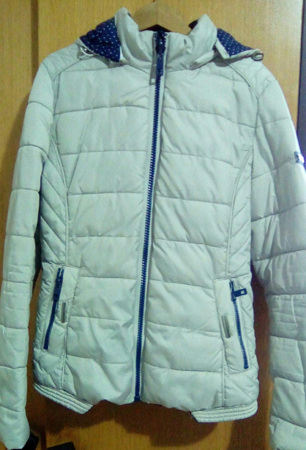 Ženska jakna sa dva lica