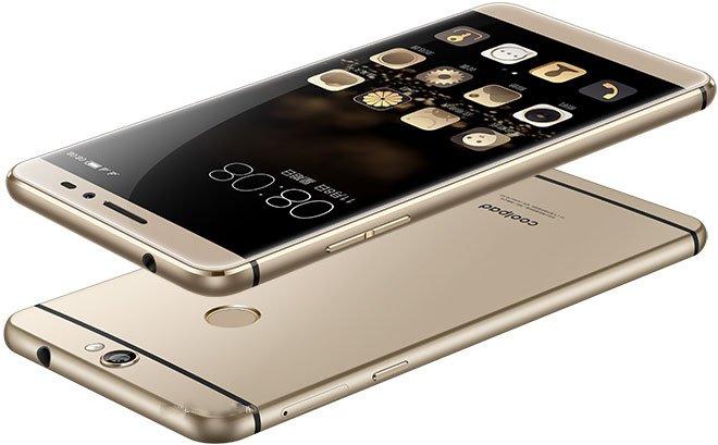 4GB Ram 64GB Rom 8πύρηνο Snapdragon 5,5in CoolPad Max A8. Photo 5