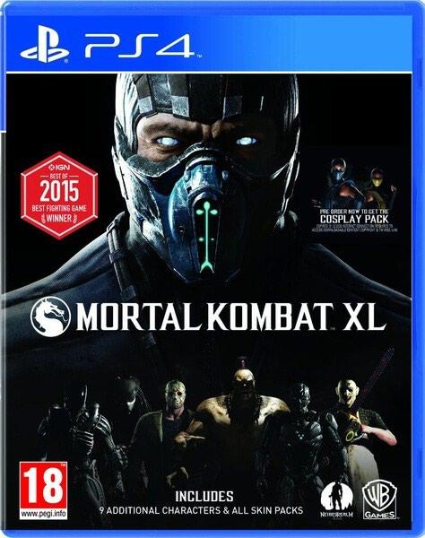 Mortal Kombat Xl. Photo 0