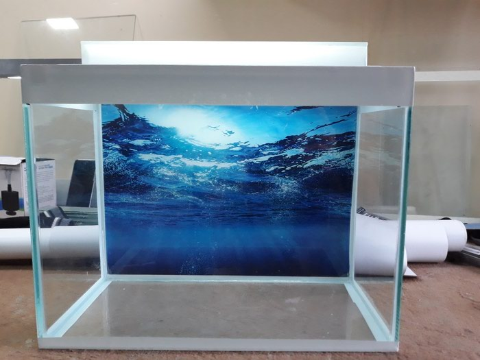 Teze akvarium. Photo 0