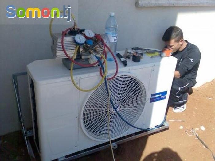 Ремонт и установка кондиционеров в Душанбе . Photo 1