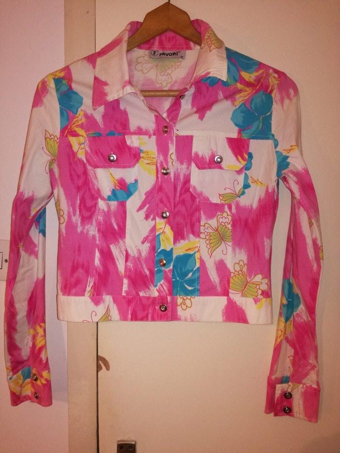 Slatka jaknica sa likrom vel:M. Photo 0