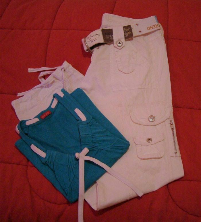 Παντελόνι και μπλούζα  **10€ και τα δυο**