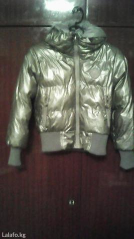 Куртка для девочки 5-6 лет производства италия. в Бишкек