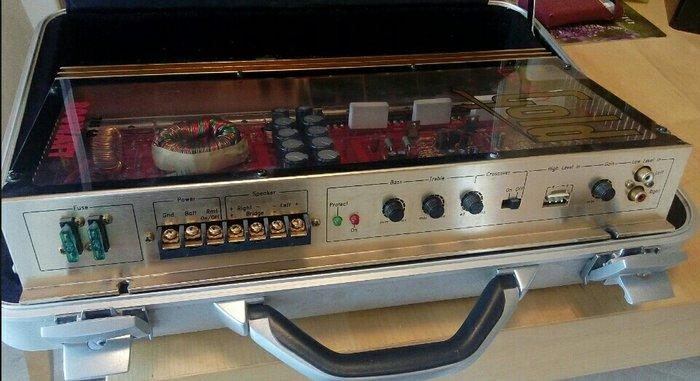 Ενισχυτής αυτοκινητου Legacy car amp 800watt Gold. Photo 2
