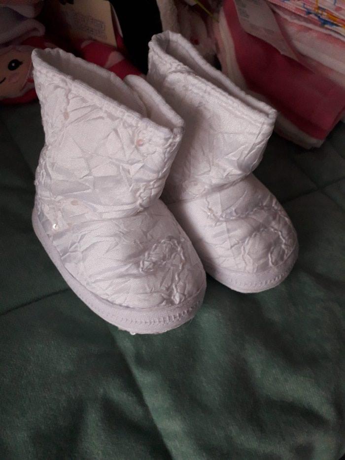 Nehodajuce cizmice snegarice za bebu.. Novo! - Nis