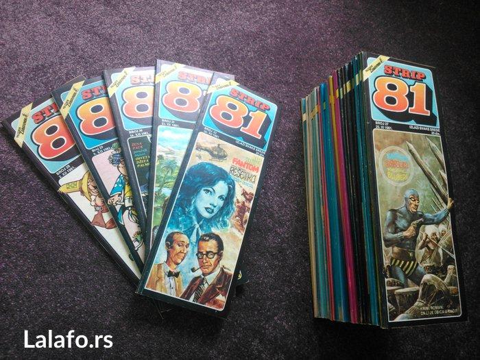 Fenomenalna strip revija koja se štampala u izdanju beogradske - Beograd