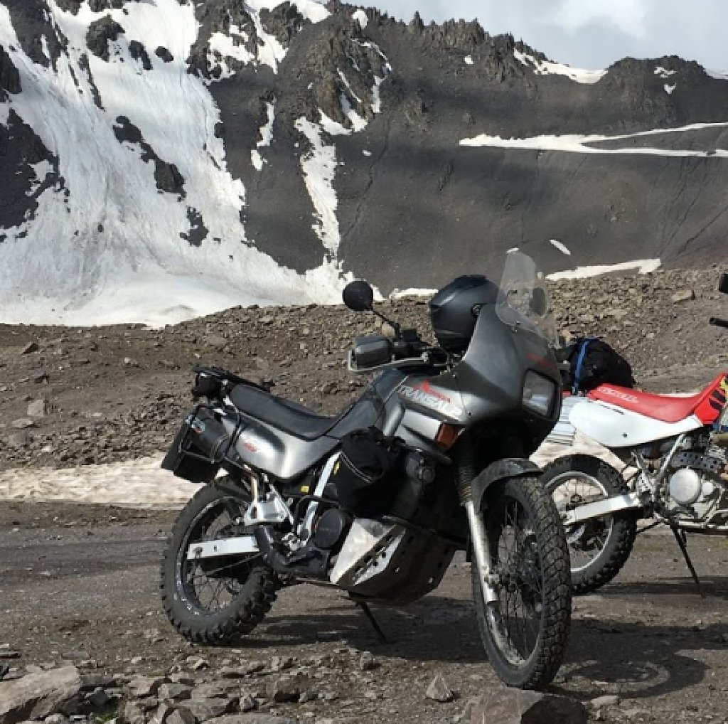 Продам мотоцикл Honda Transalp xl600v 1989 года