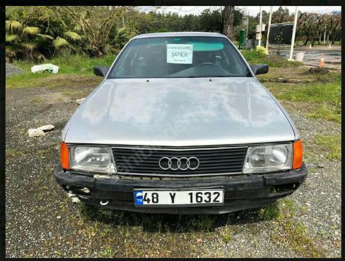 Audi 100 1989. Photo 1