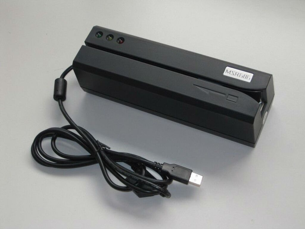 Άλλα - Αθήνα: Msr606 magnetic credit card reader writer encoder stripe swipe msr206 msr605