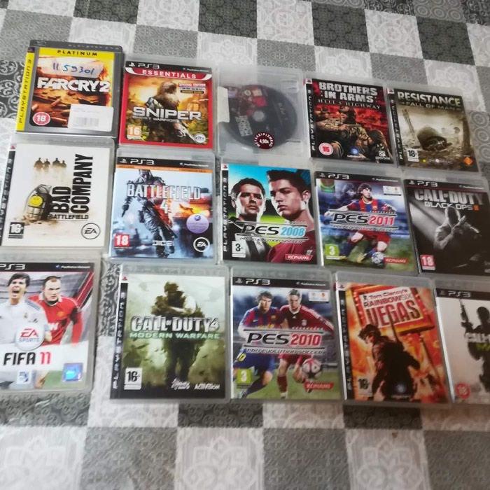 078db53bd1e Παιχνίδια ps3 games 40 κομμάτια σε άριστη κατάσταση for 10 EUR in ...