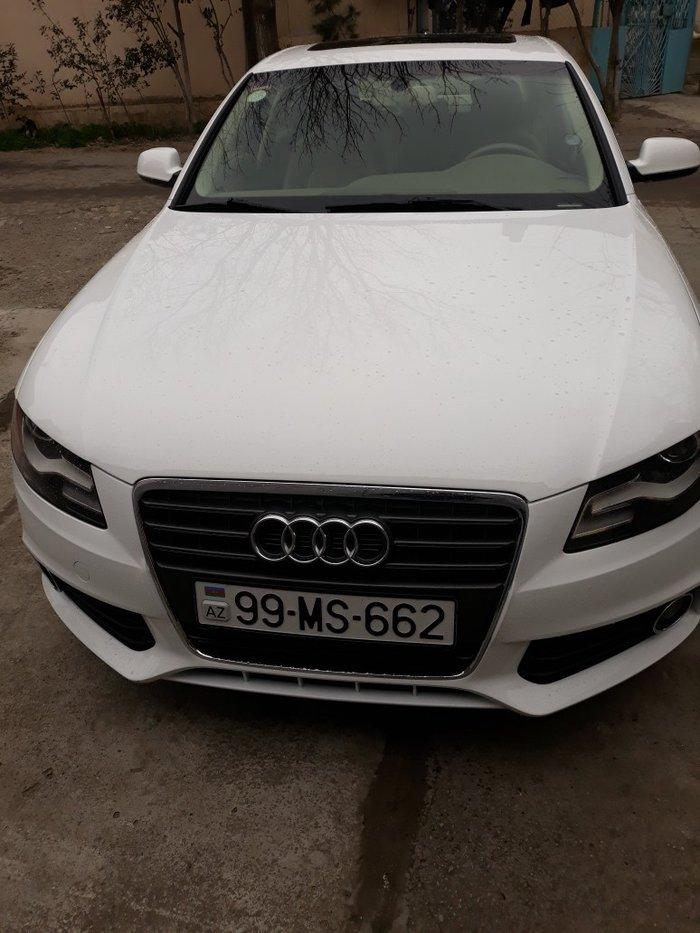 Audi A4 2009. Photo 2