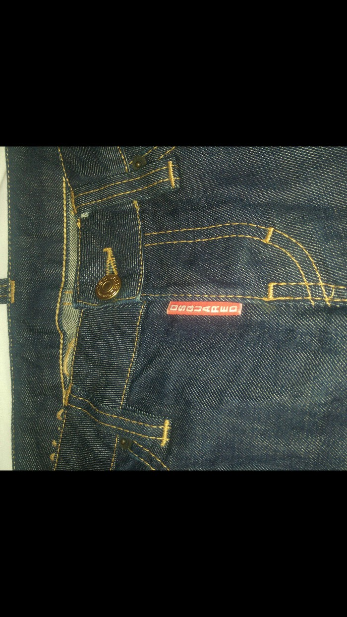 Dsquared2 jeans. Photo 2