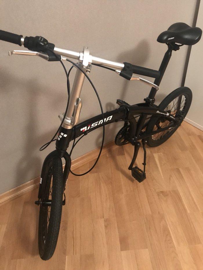 Bakı şəhərində Yeni isma bike discovery