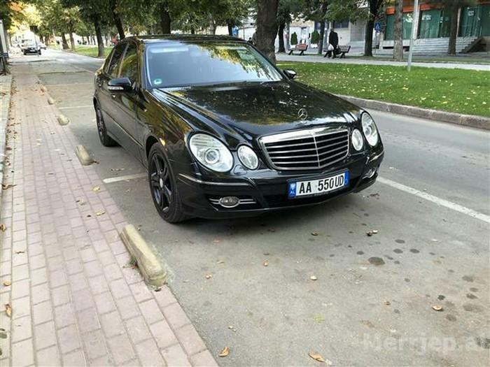 Mercedes-Benz E 280 2007. Photo 4