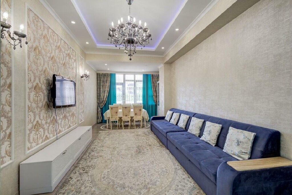 Сдается квартира: 3 комнаты, 150 кв. м, Бишкек: Сдается квартира: 3 комнаты, 150 кв. м, Бишкек