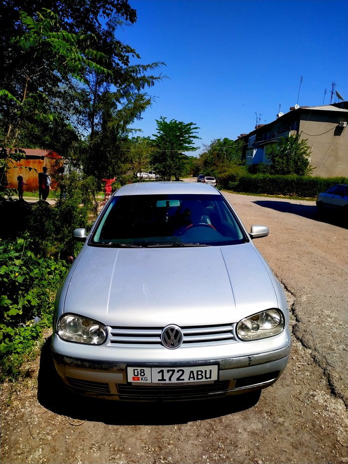 Volkswagen Golf 1999. Photo 4
