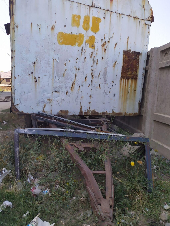Новостройки - Бишкек: Продаю дом вагон на калесах или меняю на малолитражки