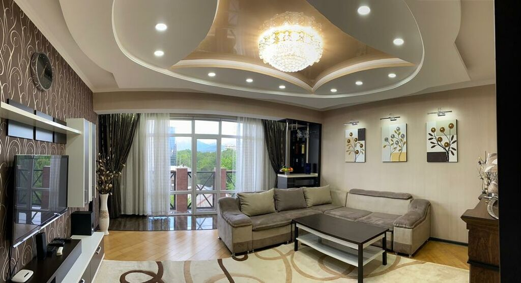 Сдается квартира: 2 комнаты, 75 кв. м, Бишкек: Сдается квартира: 2 комнаты, 75 кв. м, Бишкек