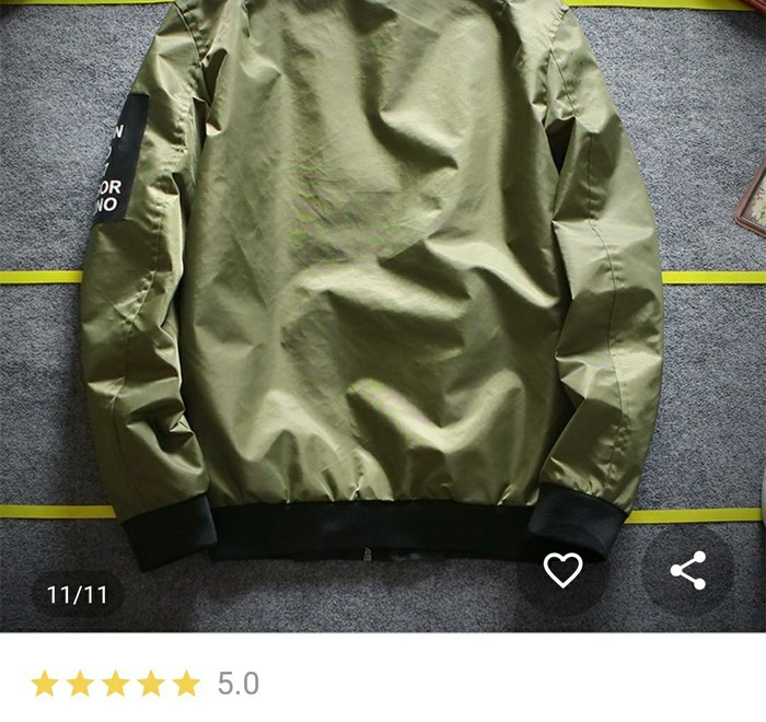 New Jacket with 3 colors .. only 15€. Photo 8