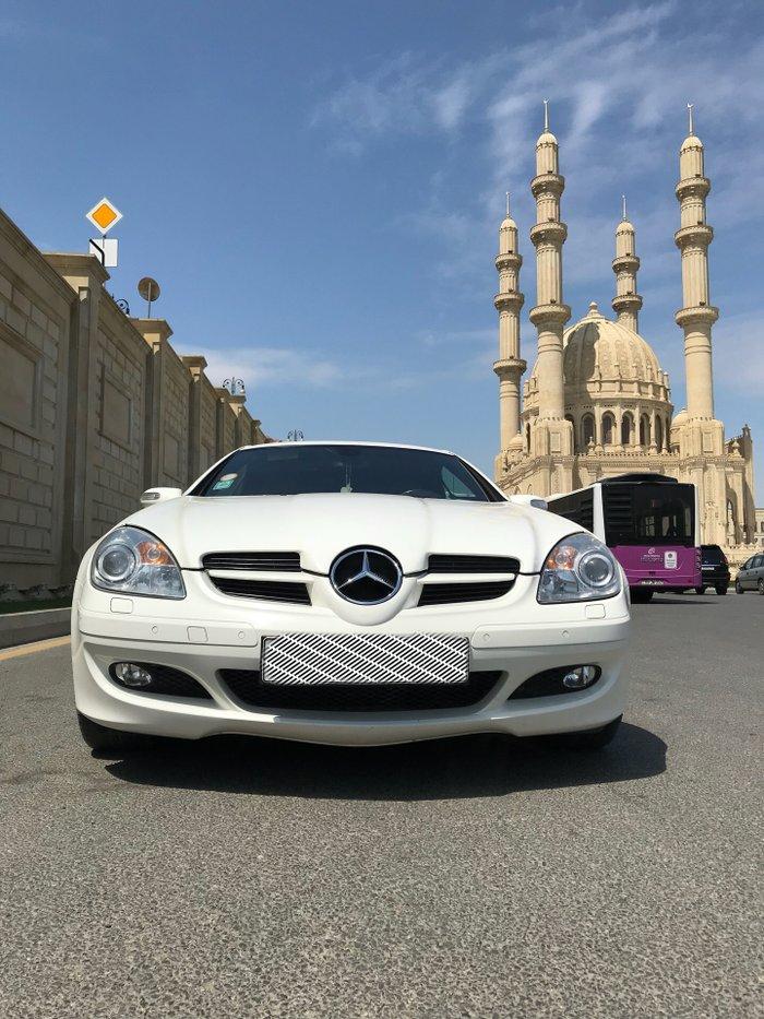Mercedes-Benz SLK 200 2006. Photo 0