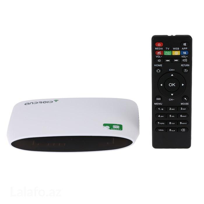 Bakı şəhərində Android smart tv box butun televizorlar uchun yeni