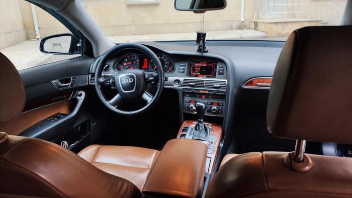 Audi A6 2005. Photo 8