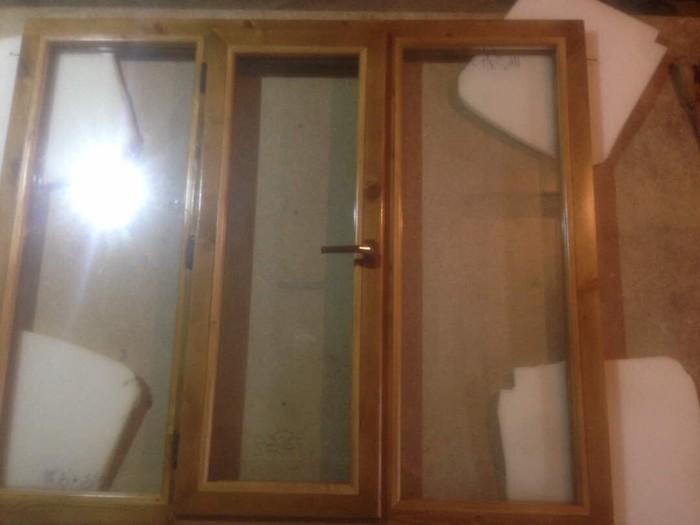 Изготавливаем деревянные евро окна на заказ. Photo 0