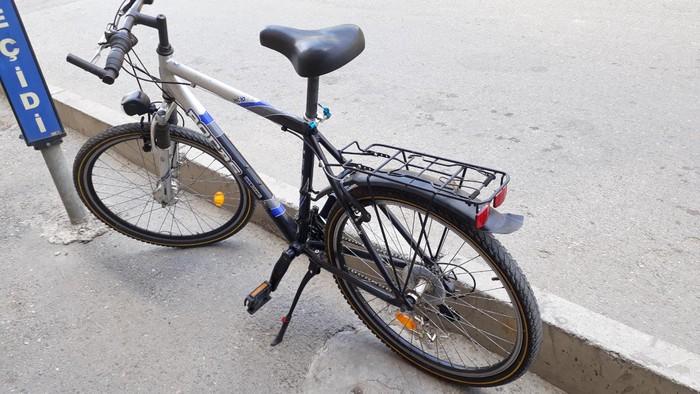 Almaniya istehsali orijinal velosiped-26liq(M). Photo 0
