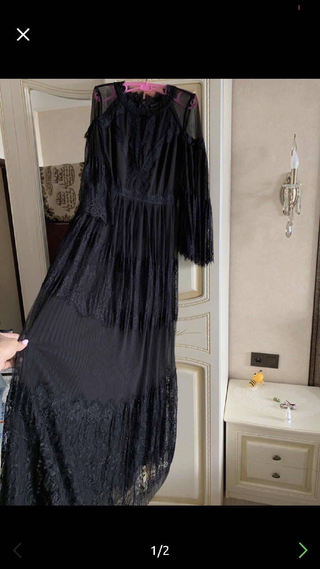 Продаю шикарное платье одета один раз покупали за тдам за пол цены: Продаю шикарное платье одета один раз покупали за тдам за пол цены