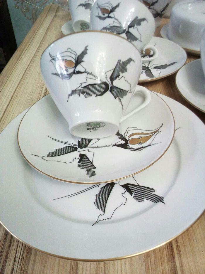 Чайный сервиз гдр, 6 персон. Photo 6