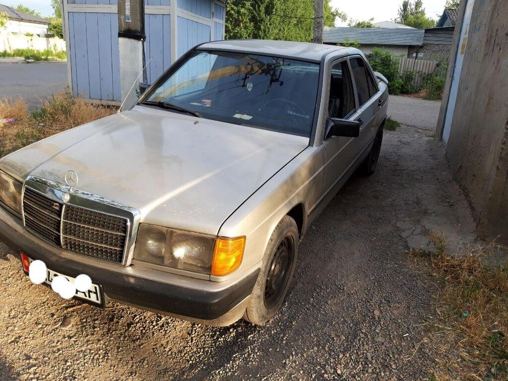 Mercedes-Benz 190 2 л. 1984