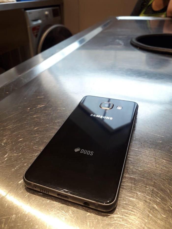 İşlənmiş Samsung Galaxy A3 2016 16 GB qara. Photo 0