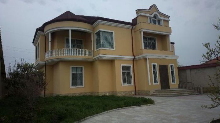 Satış Evlər vasitəçidən: 420 kv. m, 6 otaqlı. Photo 0