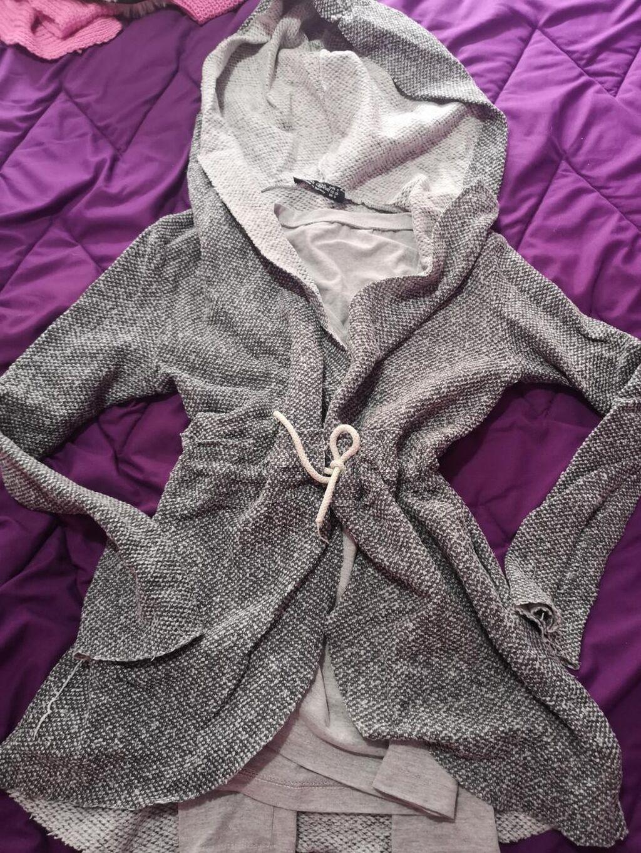 Kardigan i bluzica