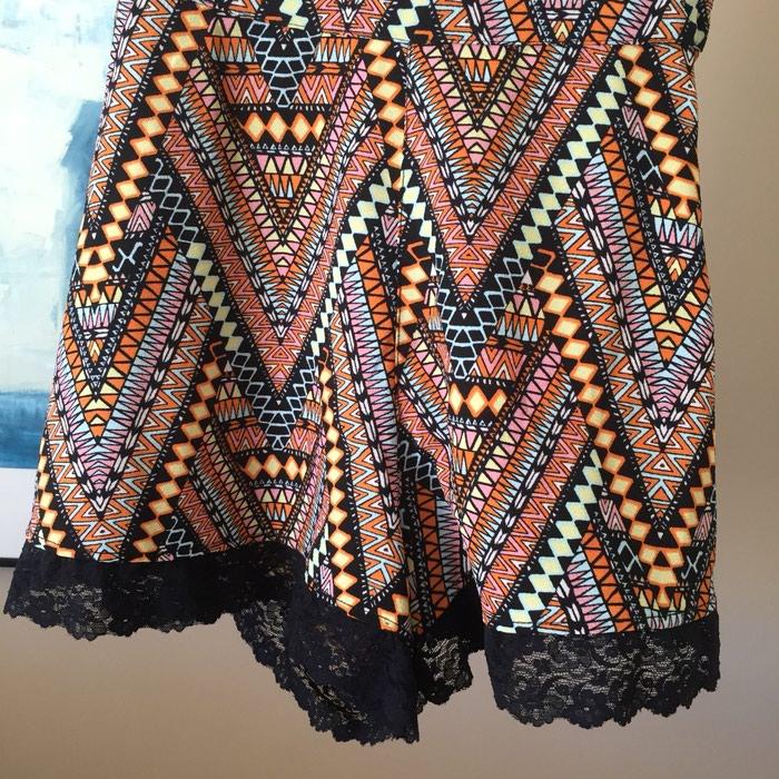 H&M κοντή αμάνικη ολόσωμη φόρμα. Tribal,. Photo 3
