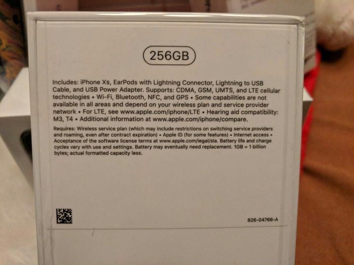 Новый Apple iPhone XS MAX 512GB - . Photo 4