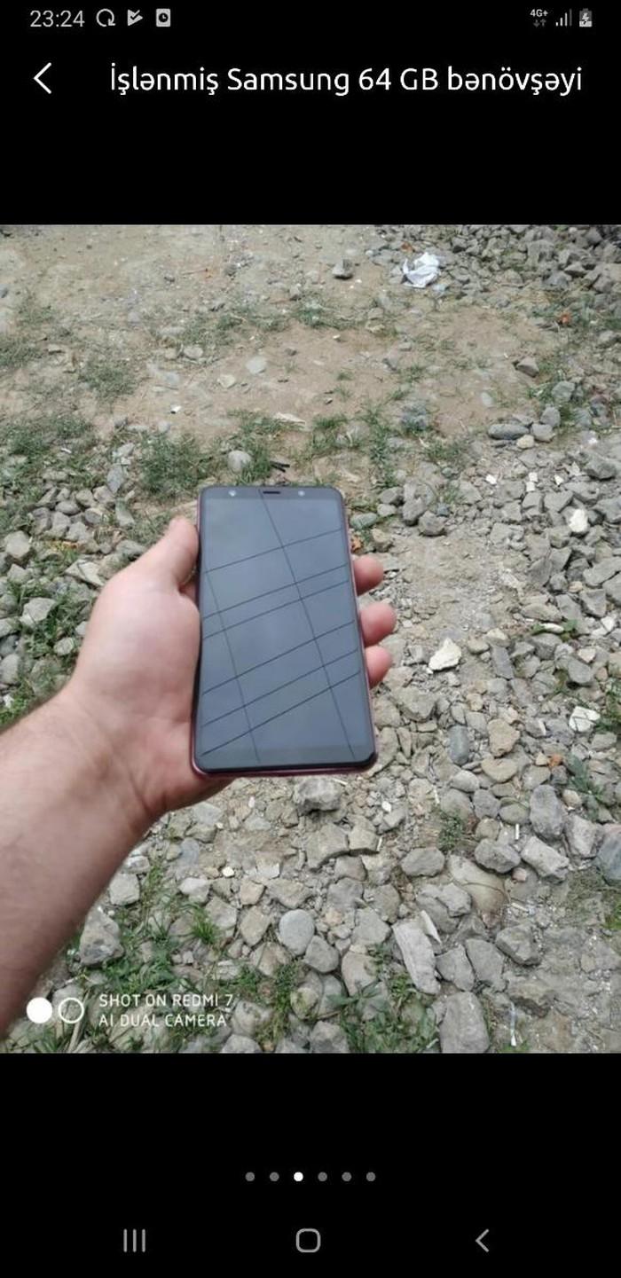 İşlənmiş Samsung 64 GB bənövşəyi. Photo 2
