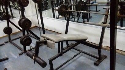 Kontra kosi bench. Photo 0