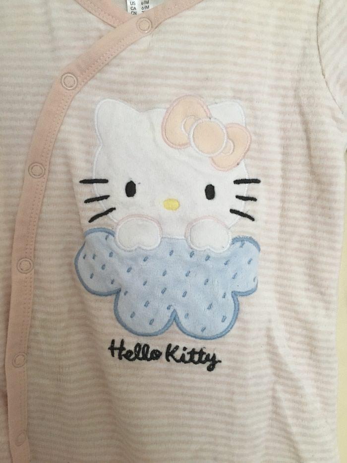 Plišani zeka Hello Kitty H&M velicina 74. Photo 1