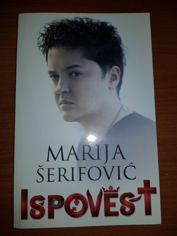 Marija Serifovic-Ispovest Nova, bez ostecenja