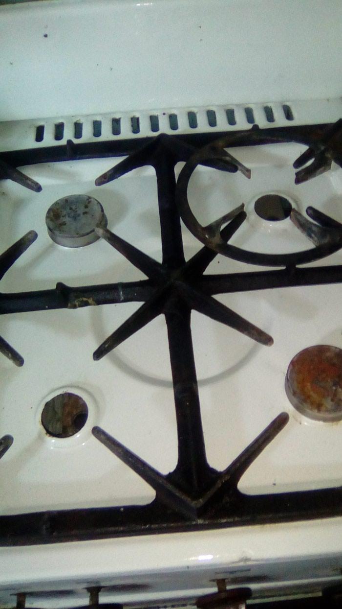 Печь газовая эмалированная баку 40ман.. Photo 2