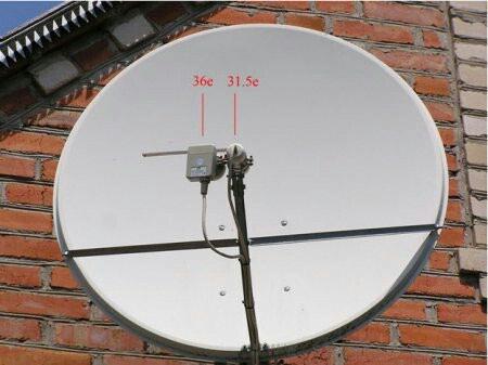 Установка и настройка спутниковой в Душанбе