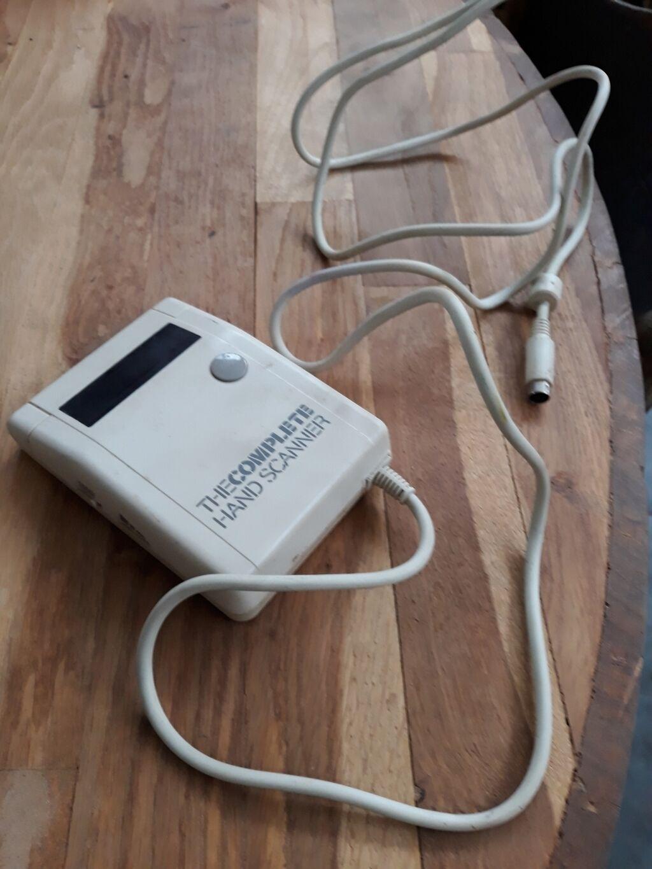 Ручной сканер. Сделан и куплен в Японии: Ручной сканер. Сделан и куплен в Японии