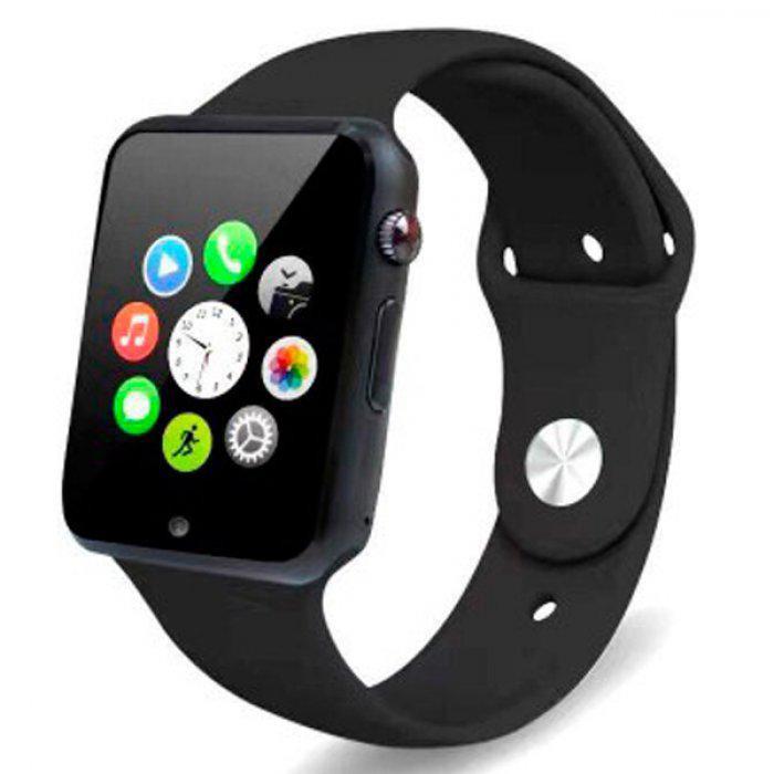 Унисекс Черные Smart Наручные часы . Photo 0